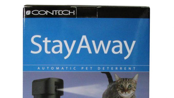 ספריי להרחקת חתולים stayaway
