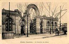 בית קברות לכלבים בפריז